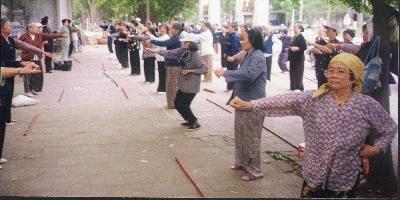 Tai Chi i Hanoi