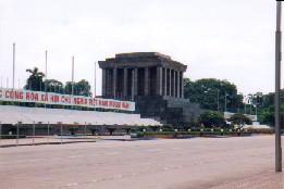 Ho Chi Minh mausulæum